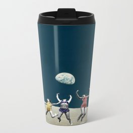 Space Jumpers  Travel Mug