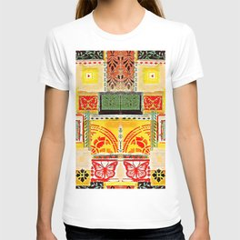 Ethnic art T-shirt