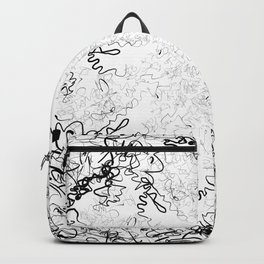 Synesthesia: Bad at Love (Halsey) Backpack