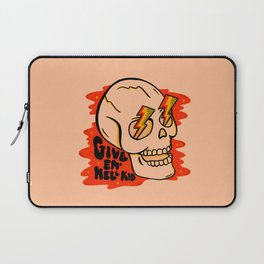Give 'Em Hell Laptop Sleeve