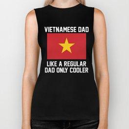 Vietnamese Dad Biker Tank