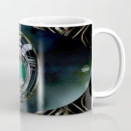 """Astrological Mechanism - Pisces"" Coffee Mug"
