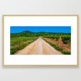 Balaton, Hungary Framed Art Print
