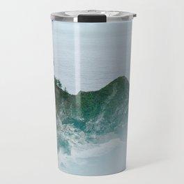 Julia Pfeiffer Burns Waterfall Travel Mug