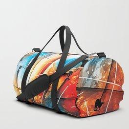 Abstract Art Britto - QB280 Duffle Bag