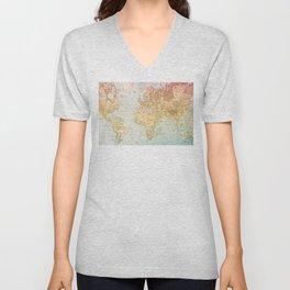 Pastel World Unisex V-Neck