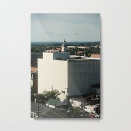 Peterborough Metal Print