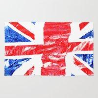uk Area & Throw Rugs featuring UK by arnedayan