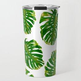Guatemala - Monstera Deliciosa Jungle Travel Mug
