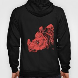 Red Rhino Hoody