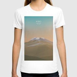 Kibo / Mountain Art T-shirt
