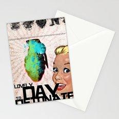 LOVELY DAY... Stationery Cards