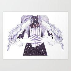 Nightwalker Art Print