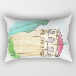 Highland Park Water Tower: St. Paul  Rectangular Pillow