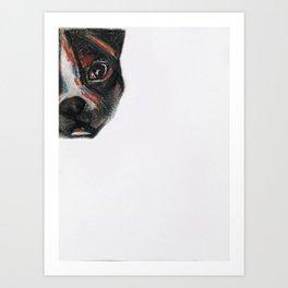 Ziggy Frenchie Art Print