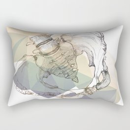 Pelvic Bone Rectangular Pillow
