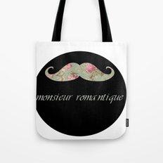 monsieur romantique Tote Bag