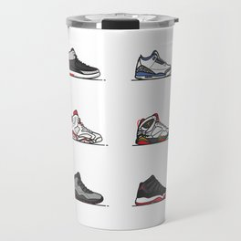 aj 1-12 are my favs especially I, IIi, IV, VI, IX, XI, XII Travel Mug