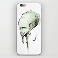 _mind iPhone & iPod Skin