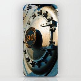 Locomotive nose iPhone Skin