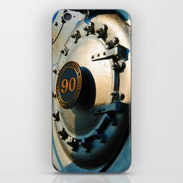 Locomotive nose iPhone Skin