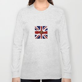 The Smooth Side of being British Long Sleeve T-shirt