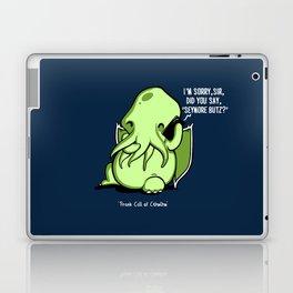 Prank Call of Cthulhu Laptop & iPad Skin