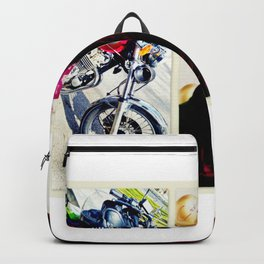 Ride On! Backpack