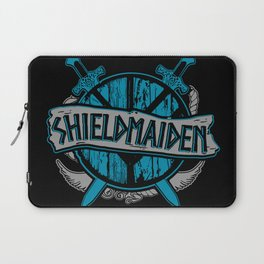 shieldmaiden #3 Laptop Sleeve
