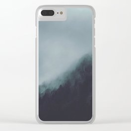 A day in my life Clear iPhone Case