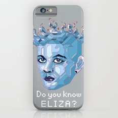 A.I. ELIZA iPhone 6 Slim Case