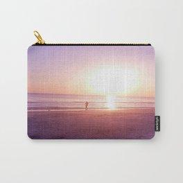 Fluorescent Beach Carry-All Pouch