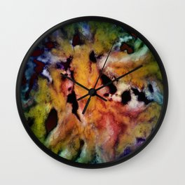 Second surge Wall Clock