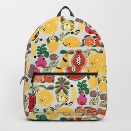 Puppical Fruits Backpack