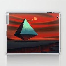 Moon Pyramid Laptop & iPad Skin