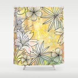 Jazzy June Shower Curtain