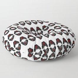 Glam Mistress - Black Lips Edition. Floor Pillow