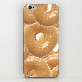Glazed Donut iPhone Skin