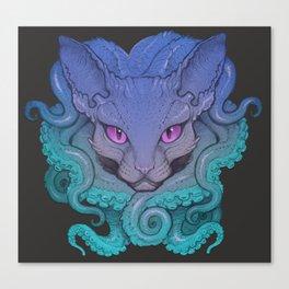 Octosphinx Canvas Print