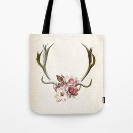 The Anatomy of Flowers Tote Bag