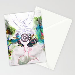 Within Oneness Stationery Cards