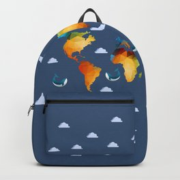 World of Whales Backpack