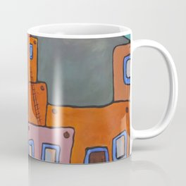 Adobe Sunrise Coffee Mug