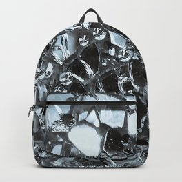 Dark Mirror and Glass Backpack