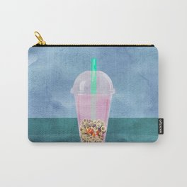Clownfish Tea by Kenzie McFeely Carry-All Pouch