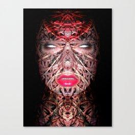 Lobotomy Princess Canvas Print