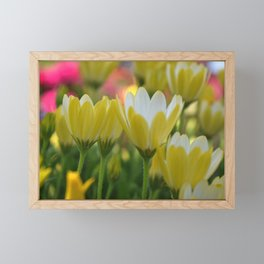 May Flowers For Mom Framed Mini Art Print
