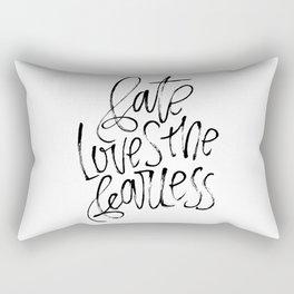 Fate - Version 1 Rectangular Pillow