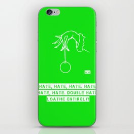 The GRINCH 2 iPhone Skin