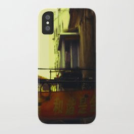 Silence Before The Storm iPhone Case